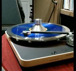 Wayne's Audio WS-2 Record Clamp 11