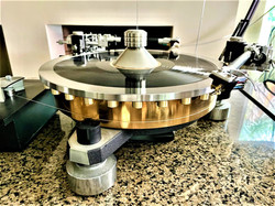 Wayne's audio GS-3 turntable Outer ring