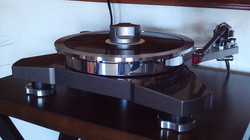Wayne's Audio SS-1 Turntable Outer ring