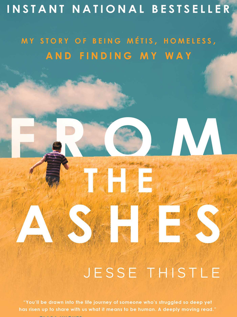 Jesse Thistle From the Ashes.jpg