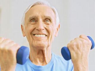 So wichtig ist Muskelkraft im Alter