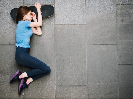 Deprese, úzkosti a vliv spánku na naše emoce
