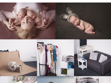 We have moved! | Suffolk Newborn Photographer | Newmarket Newborn Photographer