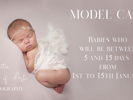 Newborn Model Call! / Suffolk Newborn Photographer