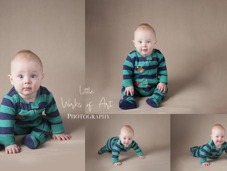 Joshua's Baby Session - Suffolk Newborn and Baby Photographer
