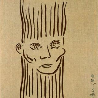 Portrait of Joseph Beuys