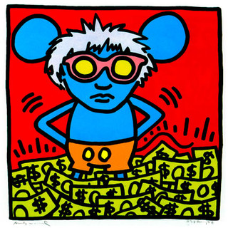 Andy Mouse, plate 1