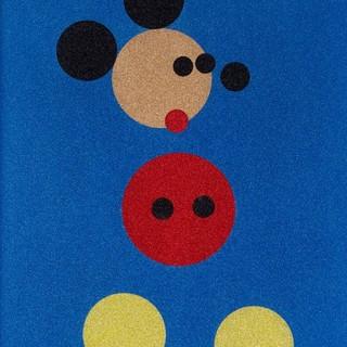Glitter Mickey