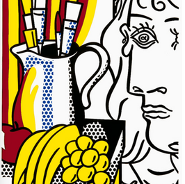 Still Life with Picasso