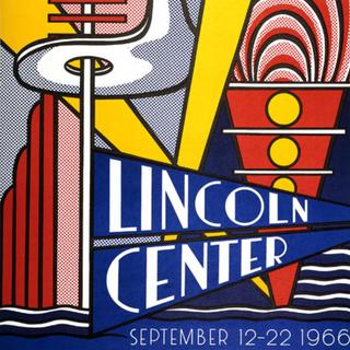 Lincoln Center Poster