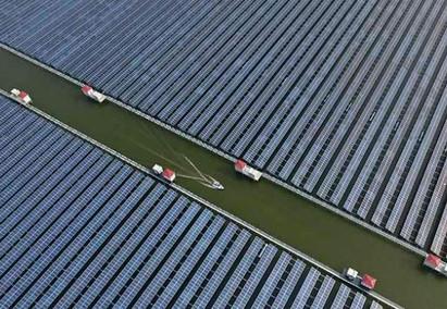 A transformação da matriz energética chinesa.