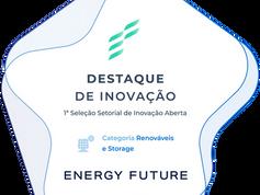 Hytron é Premiada na Categoria Renováveis e Storage da Seleção Setorial do Hub Energy Future