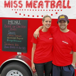 miss and mr. meatball