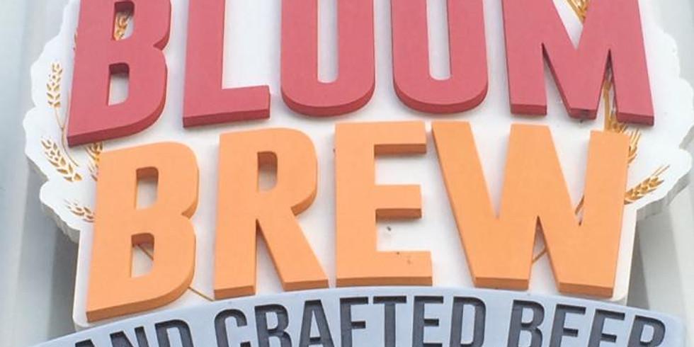 #meatwagon @ bloom brew