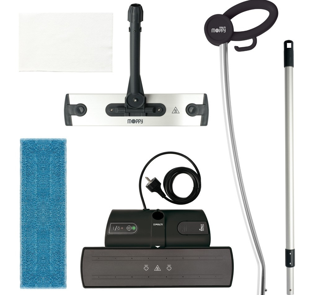 Moppy Black Premium - Assembly Kit