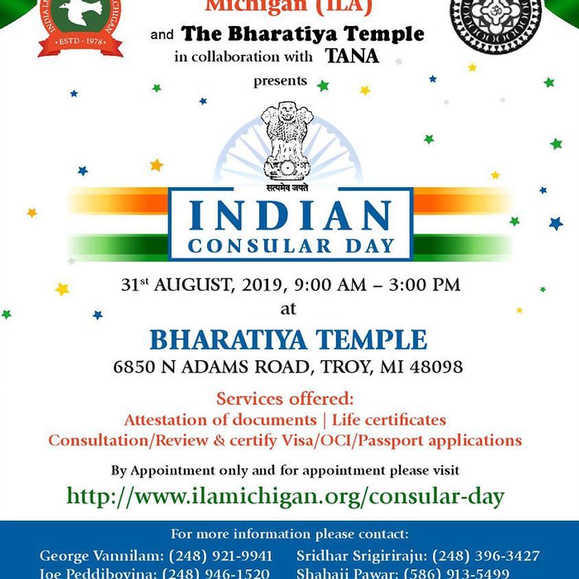 Indian Consular Day