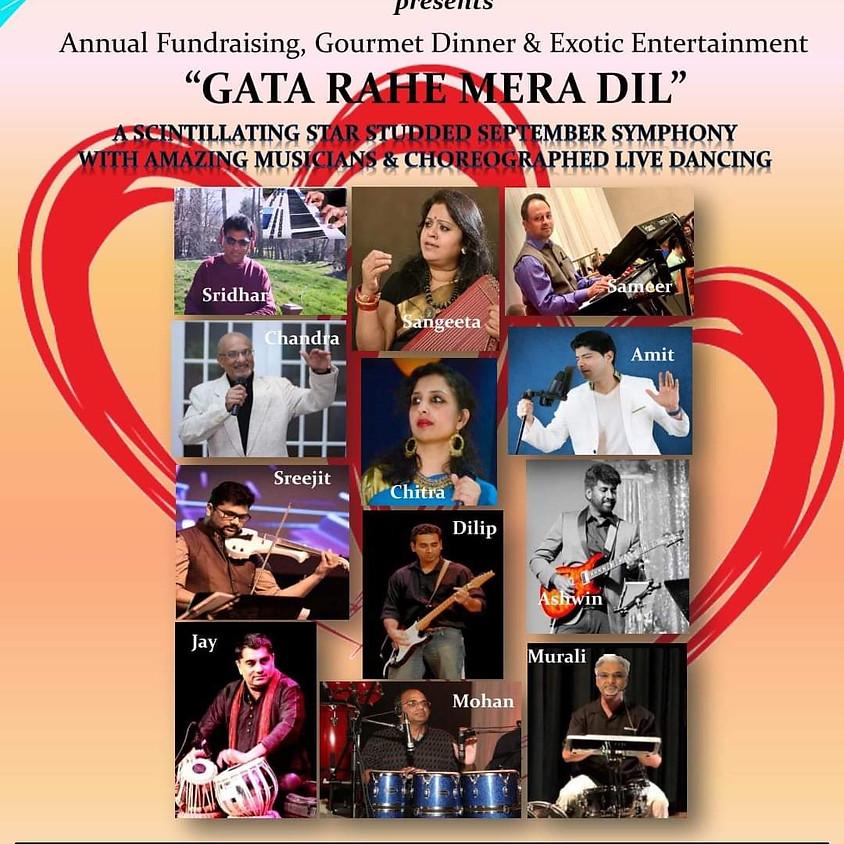 Gathe Rahe Mera Dil - Annual Fundraising Event