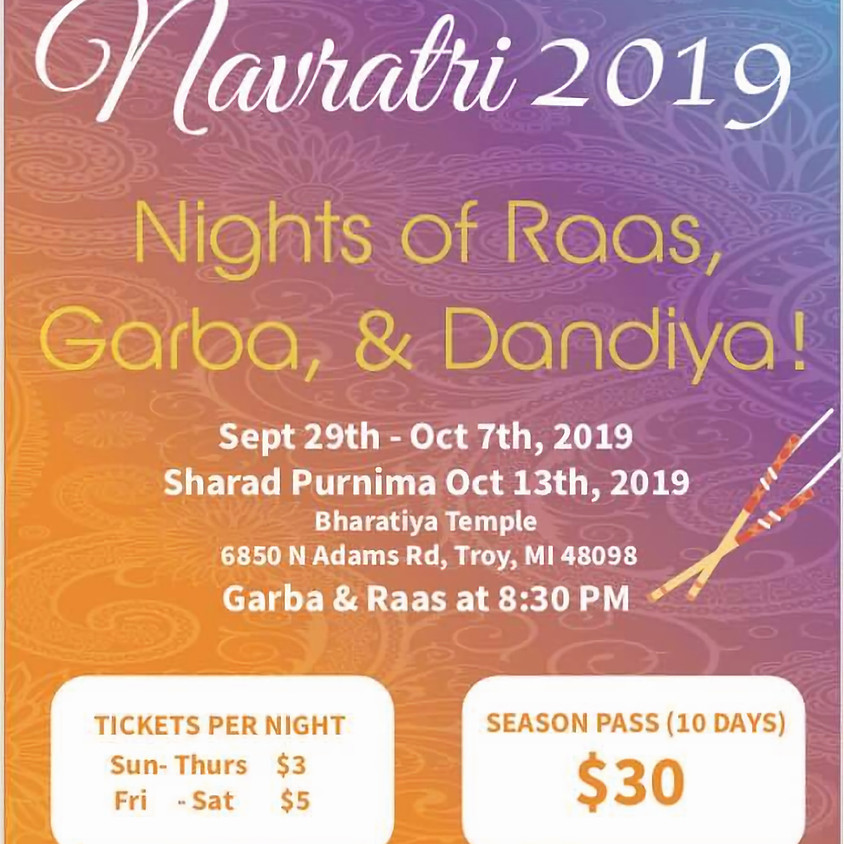Navrathri 2019