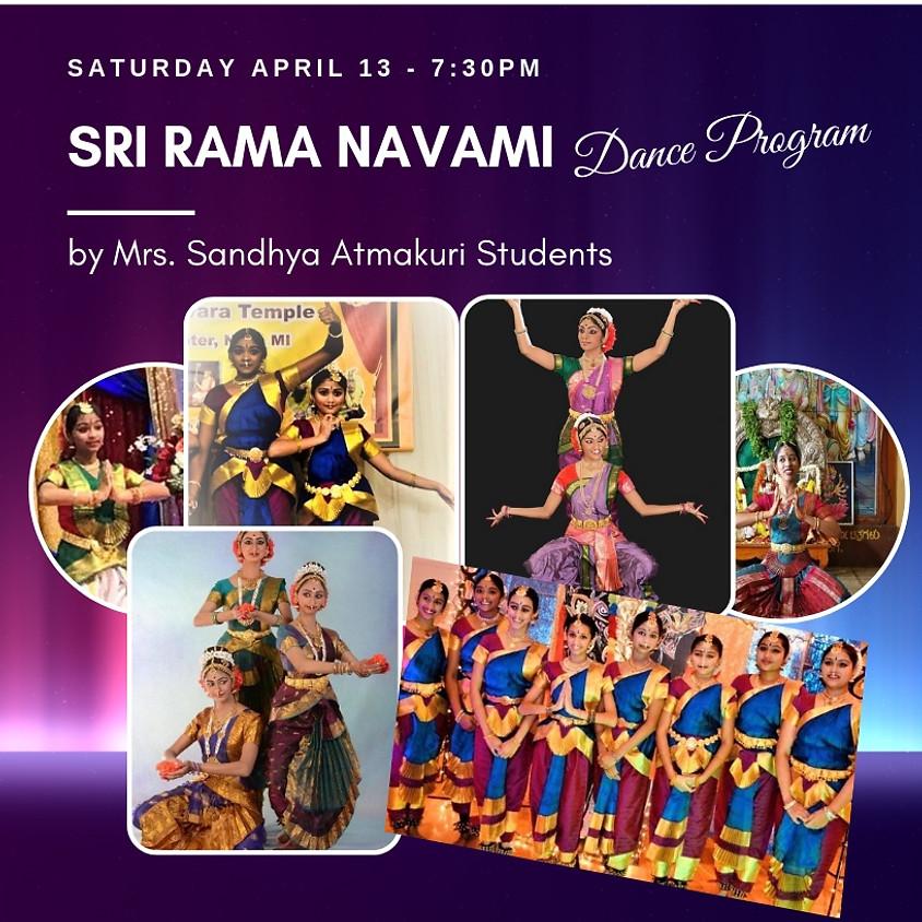 Sri Ramanavami Dance Program