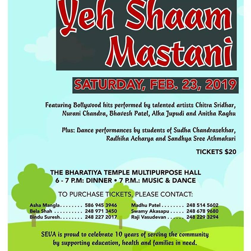 SEVA - Yeh Shaam Mastani (CSS)