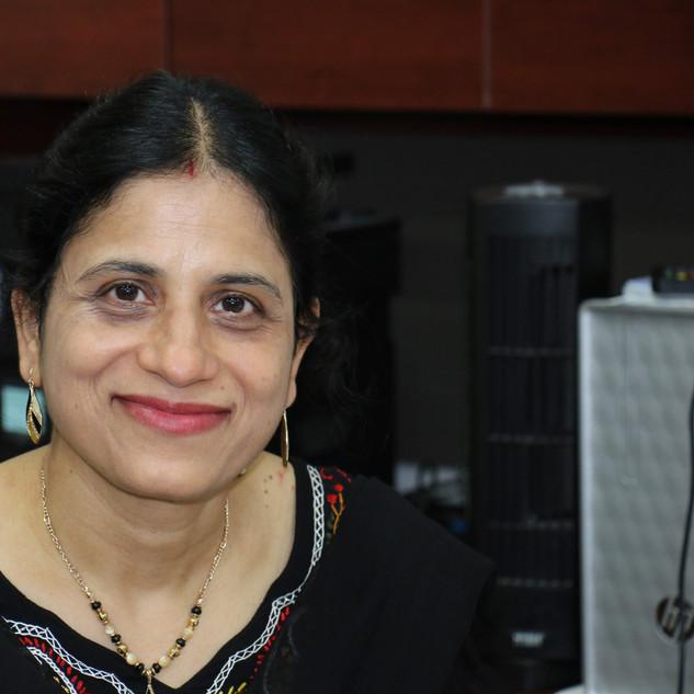 Sharmistha  Sarkar