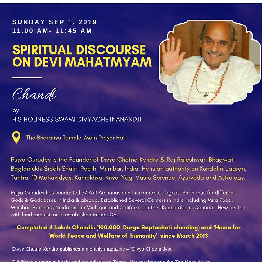 Spiritual Discourse - Devi Mahatyam