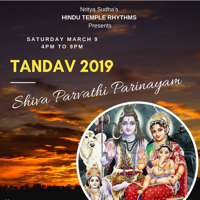 TANDAV 2019 : Shiva Parvathi Parinayam