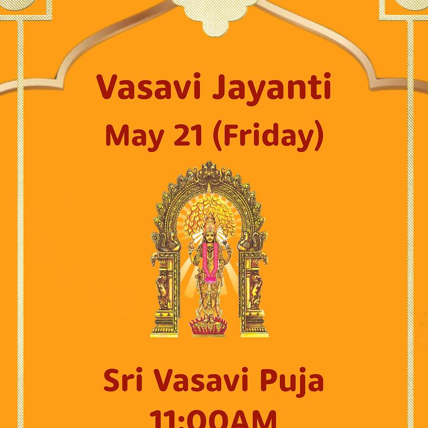 Vasavi Jayanti