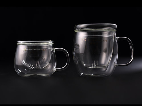 Office Glass Tea Cups