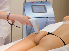 Radio Frequency for loose, sagging skin and cellulite