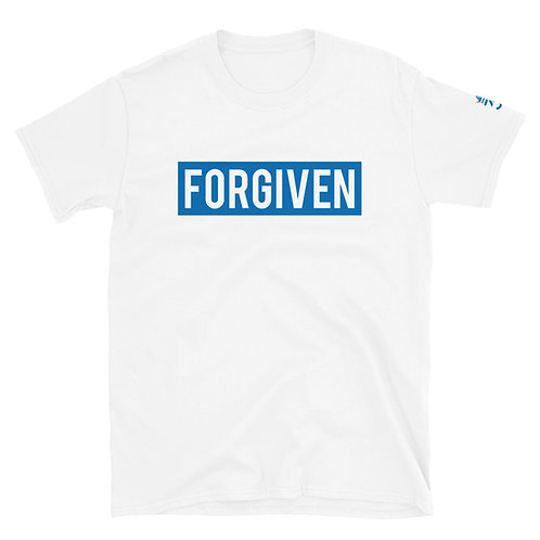FORGIVEN •ROYAL • Short-Sleeve Unisex T-Shirt