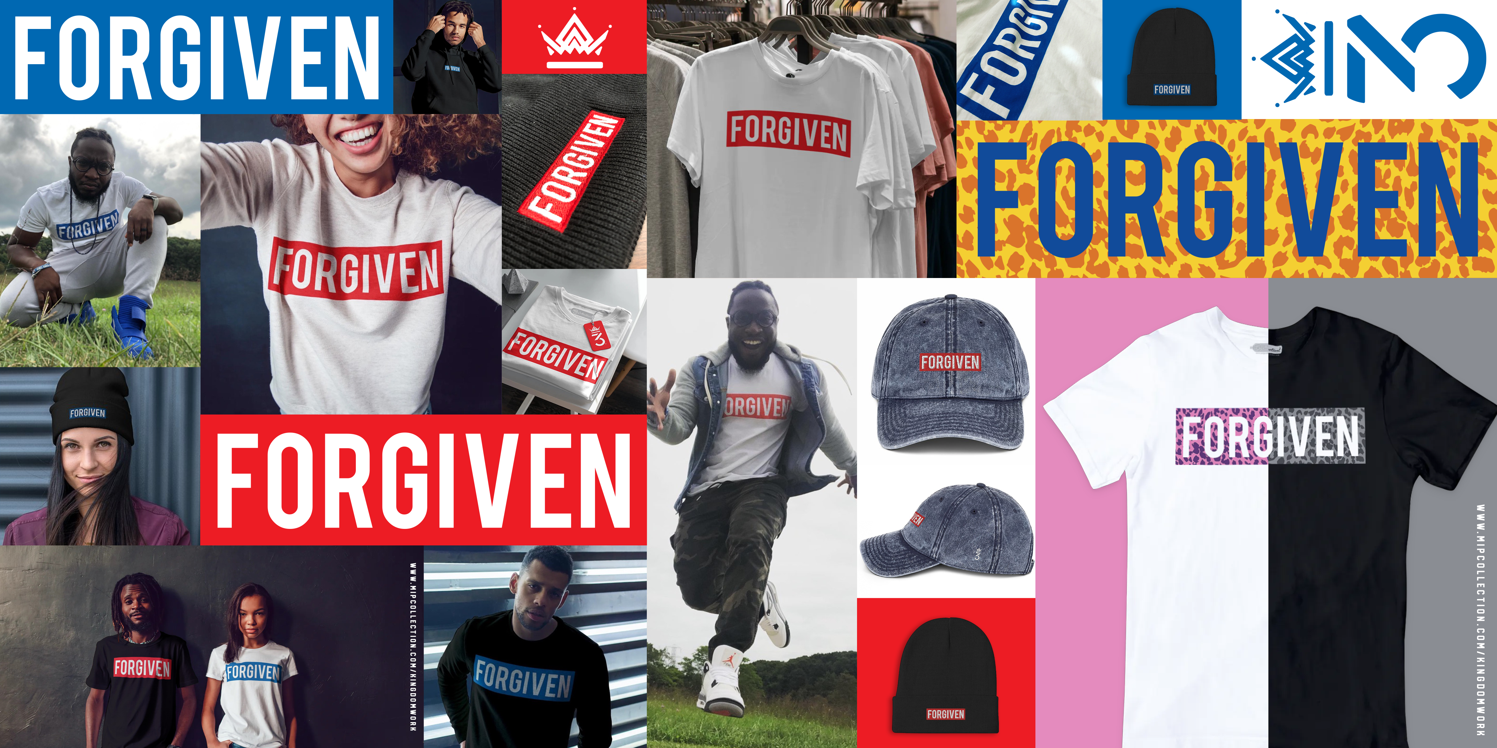 Forgiven_Annoucment