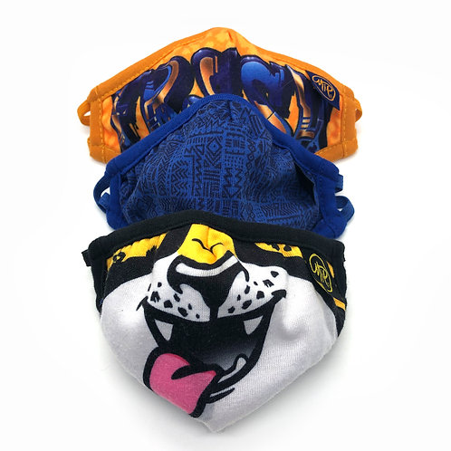 KIDS MASK• BLUE