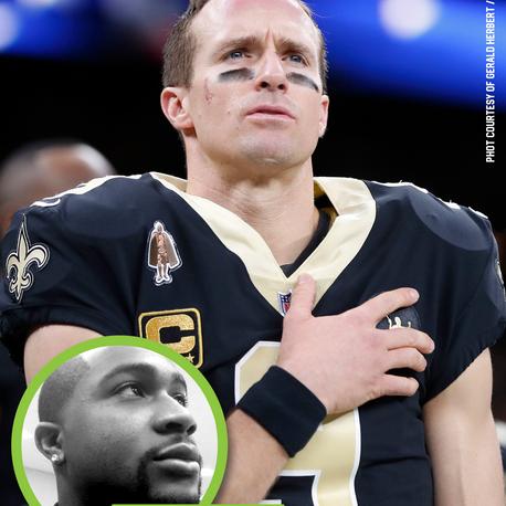 A Saints Fan Perspective on Drew Brees kneeling comment •by Theodore Pierre III