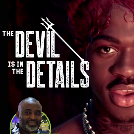 The Devil is in the Details by Leroy Hill