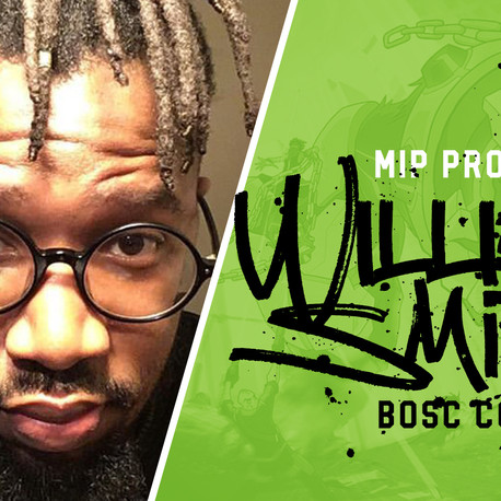 MIP PROFILE : Willie Smith of BOSC COMICS