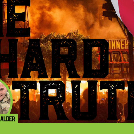 THE HARD TRUTH • by Jared Alder