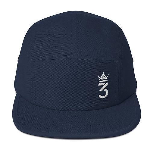 KINGDOM WORK • Camper Style Cap