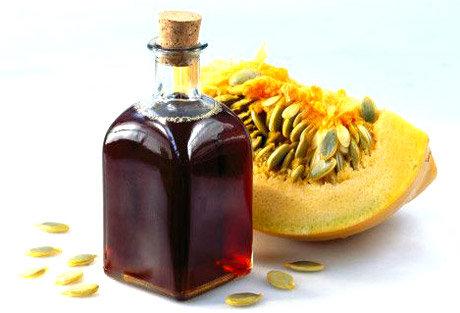 Масло семян тыквы холодного отжима 200 мл. (Украина)