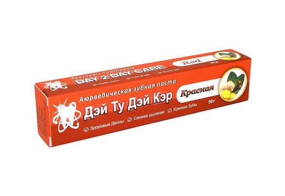 Красная зубная паста 50 г Chemi Kleen Pvt. ltd.