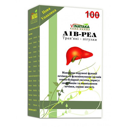 Ливрел 60 таблеток  Vinayaka