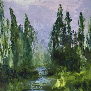 Whispering Waters 16x12 SOLD