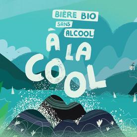 Bière Bio À la cool