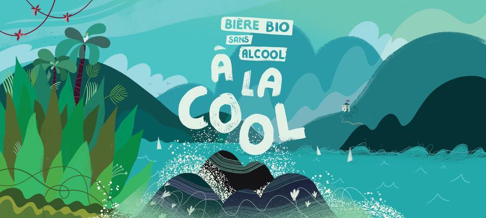 Visuel à la cool