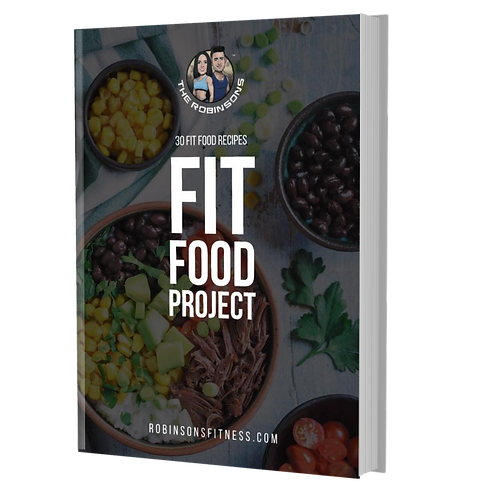 Fit Food Project - Volume 4