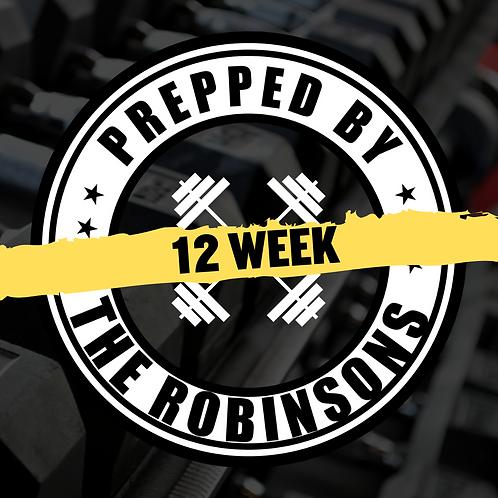 Comp Prep 12 Week