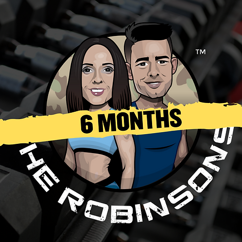 Online Coaching 6 Months