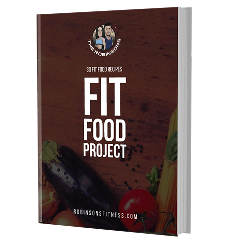 Fit Food Project - Volume 2