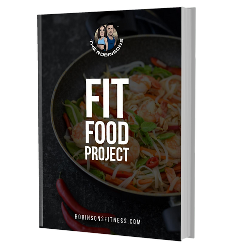 Fit Food Project - Volume 6