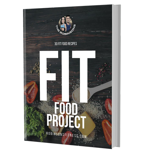 Fit Food Project - Volume 1